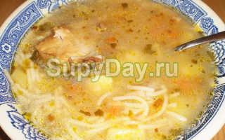 Фасолевый суп в мультиварке: приготовление и ингредиенты