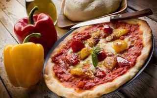 Как правильно приготовить пиццу: секреты опытных кулинаров