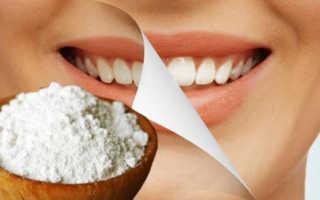 Чистить зубы содой стоит ли?