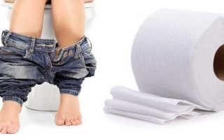 Причины и методы лечения хронической диареи
