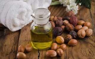 Аргановое масло для волос: применение и результат