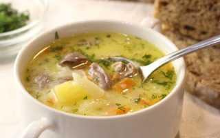 Суп из куриных сердечек – сердце кулинарной коллекции