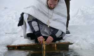 Места для купания в крещение 2020: где, с какого числа, сколько дней, правила поведения