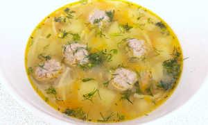 Суп с фрикадельками в мультиварке: несколько рецептов