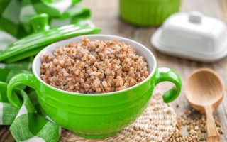 Гречневая диета: рецепт для похудения
