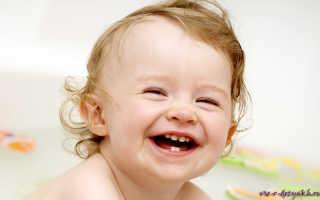 У ребенка режутся зубы: симптомы, во сколько, как понять и помочь, температура, как облегчить боль