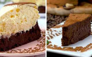 Шоколадный торт трюфель: роскошь в каждом кусочке