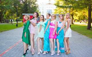 Модные платья на выпускной 2020 года – главные тенденции сезона