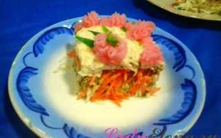 Салат с омлетом: оригинальные рецепты
