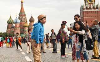 Достопримечательности России привлекают зарубежных и российских туристов