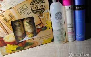 Безсульфатные шампуни для волос: список, отзывы, после кератинового выпрямления, ботокса