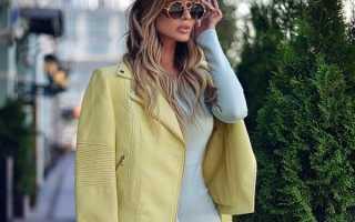 Модные женские куртки – весна 2020 года