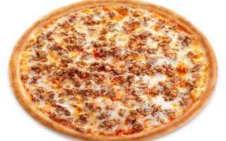 Пицца с фаршем: варианты приготовления