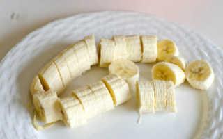 Банановый пирог – рецепт приготовления