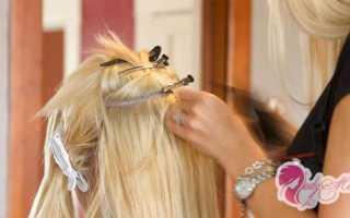 Наращивание волос ультразвуком: локоны, которые не надо ждать пять лет