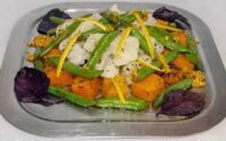 Салат из цветной капусты: рецепты на любой вкус
