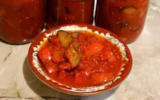 Лечо по-домашнему: рецепт блюда