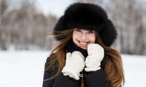 Шапки меховые женские — актуальный тренд зимы 2020