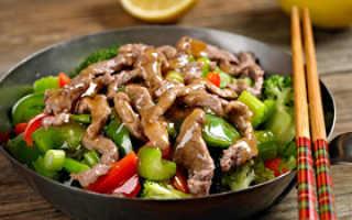 Китайская диета – рецепты старой Азии