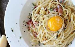 Спагетти карбонара: рецепт приготовления