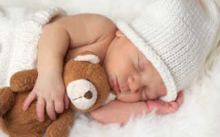 Сон новорожденного ребенка – сколько должен спать грудной ребенок