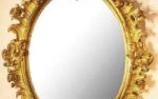 Зеркало по фен шуй – полезные советы
