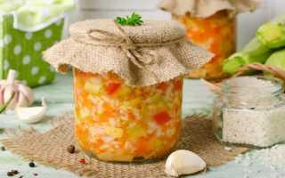 Лечо с рисом: рецепт приготовления