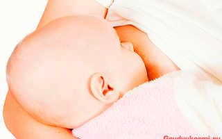 Болит грудь при кормлении у кормящей мамы