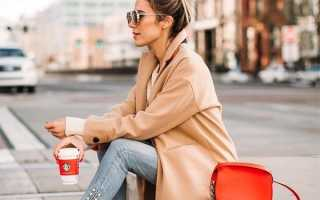 Лучшие модели модных женских пальто: весна 2020 года
