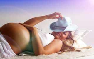 Загар при беременности: выбираем правильное время