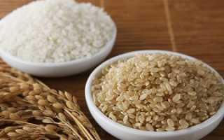 Разгрузочный день на рисе: особенности и результаты