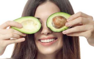 Масло авокадо для волос: три способа использования