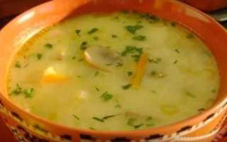 Суп-пюре из цветной капусты на каждый день