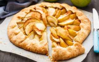 Слоеный пирог с яблоками: всегда идеальная выпечка!
