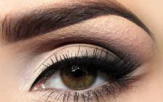 Макияж для каре зеленых глаз: все секреты