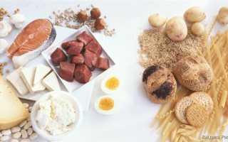 Белково-углеводная диета: рекомендованные продукты питания