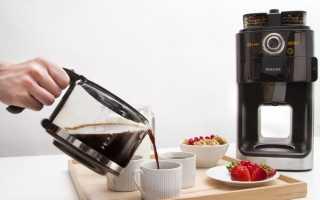 Как варить кофе в кофеварке правильно?