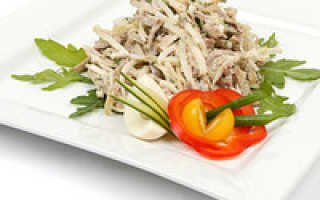 Салат из редьки: вкусный источник здоровья