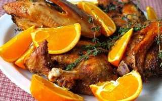 Жареная утка: рецепт простого и очень вкусного блюда