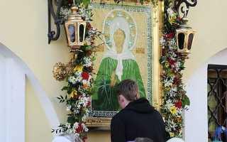 День памяти Матроны Московской в 2020 году: какого числа у православных, традиции