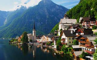 Австрия: достопримечательности страны