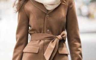 Как постирать кашемировое пальто в домашних условиях