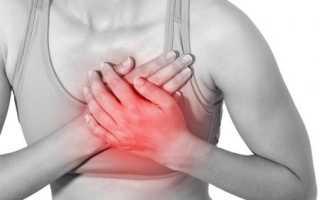 Почему, когда нервничаешь, болит в области сердца?