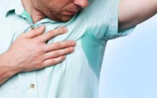 Гипергидроз: лечение народными средствами