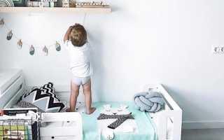 Детский интерьер своими руками