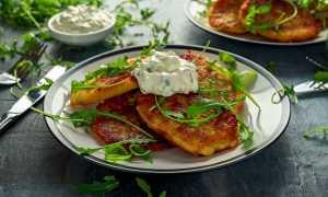 Драники из картофеля – особенности приготовления
