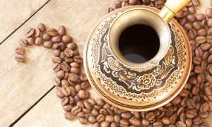Как варить кофе в турке на плите газовой и электрической: рецепты, сколько времени