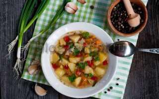 Гречневый суп с курицей: рецепт