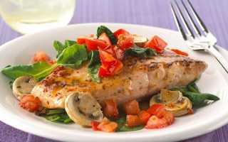 Рыба запеченная с овощами – особенности приготовления