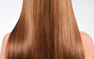 Как сделать волосы блестящими в домашних условиях?